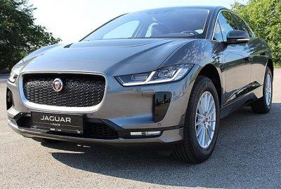 Jaguar I-Pace S EV400 AWD bei Autohaus Seipl in