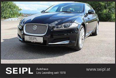 Jaguar XF 2,2 Diesel Luxury bei Autohaus Seipl in
