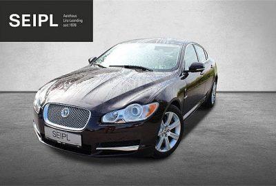 Jaguar XF 3,0 Diesel Luxury bei Autohaus Seipl in