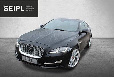 Jaguar XJ 3,0 Diesel Portfolio bei Autohaus Seipl in
