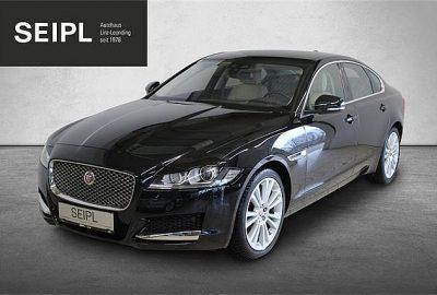 Jaguar XF 20d AWD Prestige Aut. bei Autohaus Seipl in